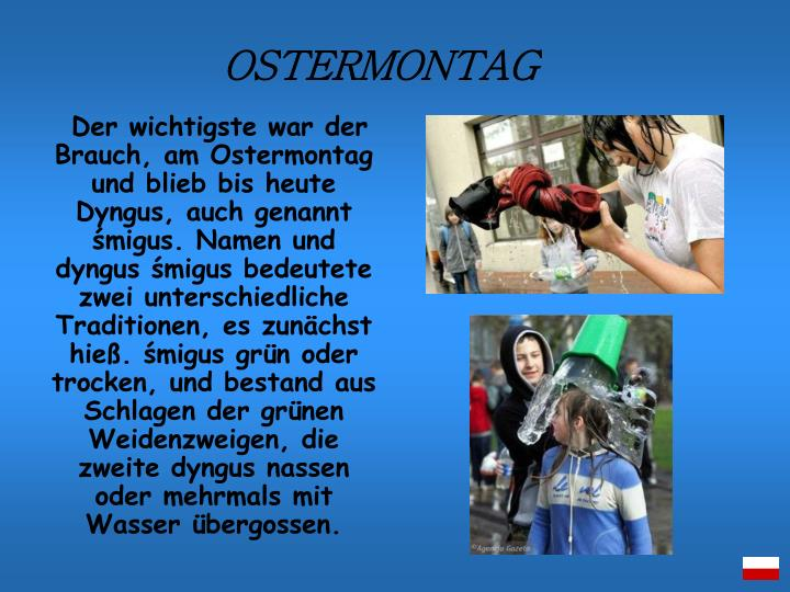OSTERMONTAG