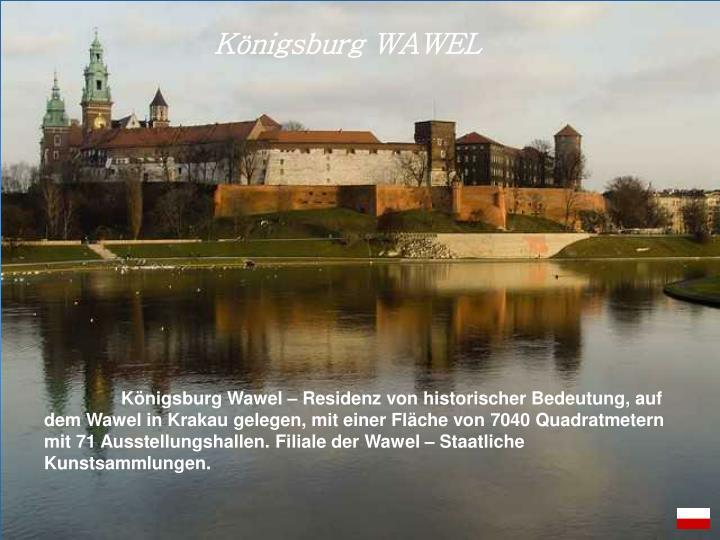 Königsburg WAWEL