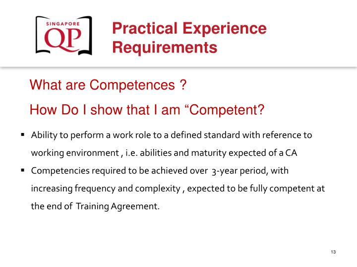 What are Competences ?
