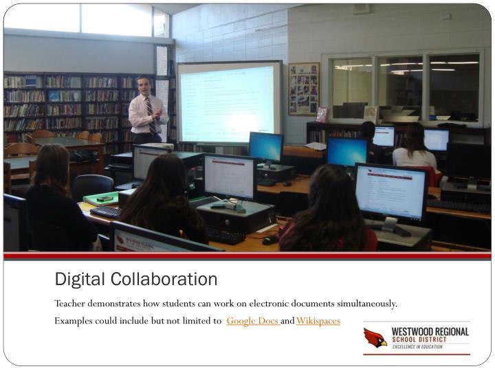 Digital Collaboration
