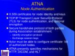 atna node authentication
