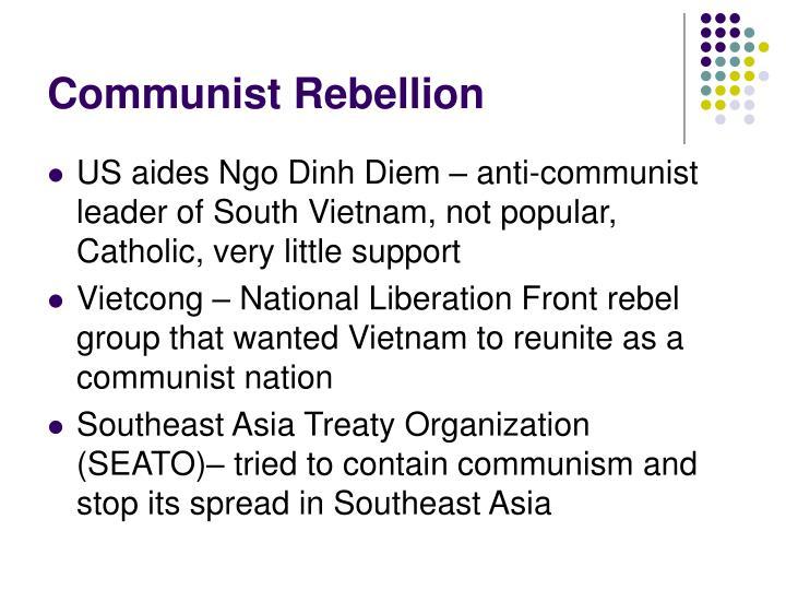 Communist Rebellion