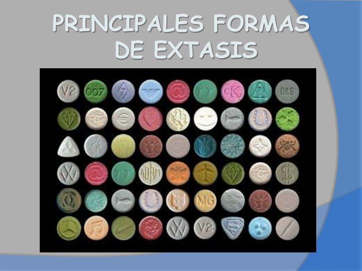 PRINCIPALES FORMAS