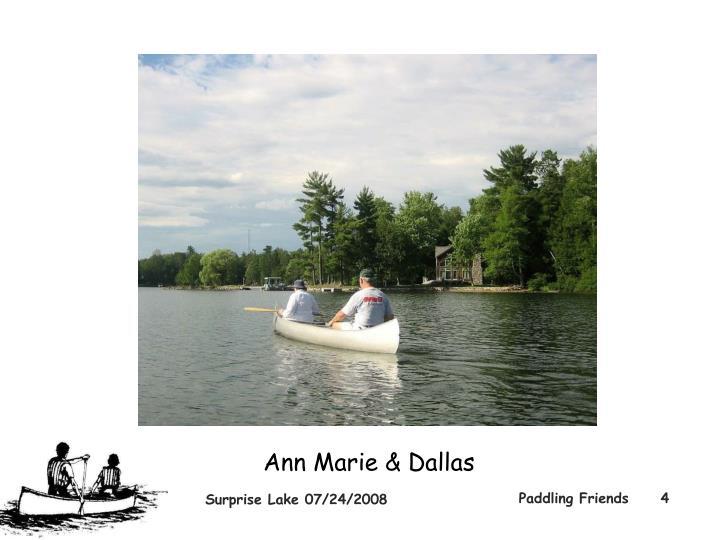 Ann Marie & Dallas