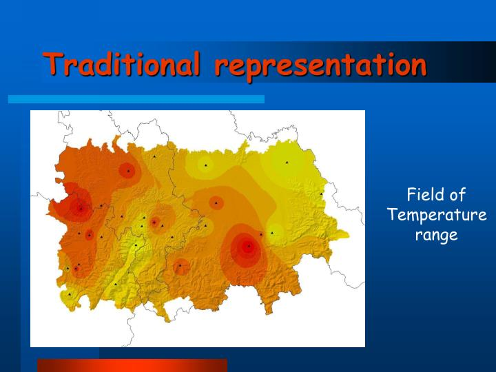 Traditional representation