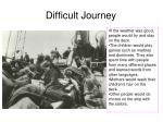 difficult journey2