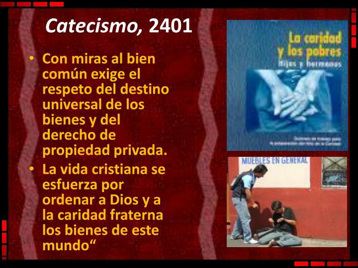 Catecismo,
