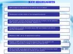 key highlights1