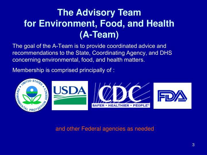 The Advisory Team