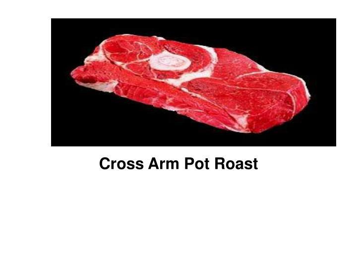 Cross Arm Pot Roast