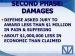 second phase damages