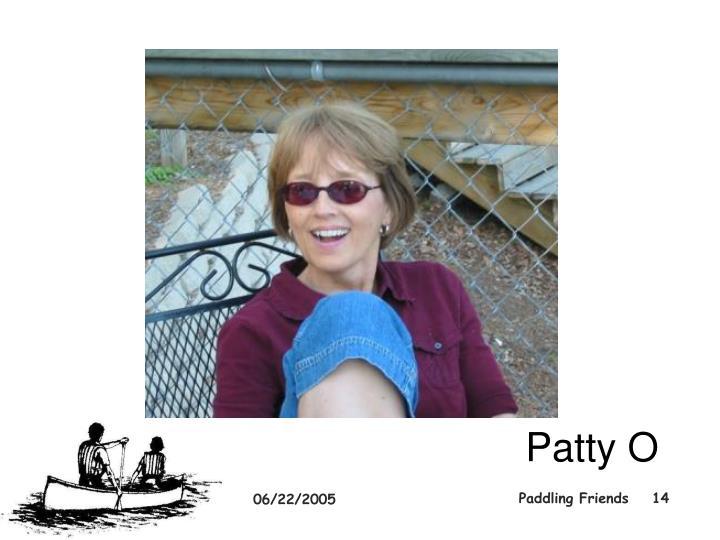 Patty O