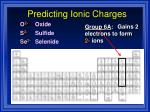 predicting ionic charges5