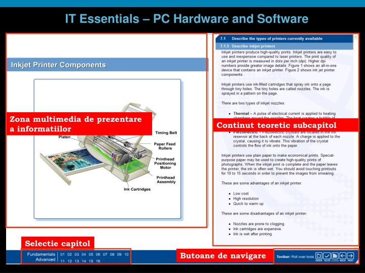 IT Essentials – PC Hardware and Software