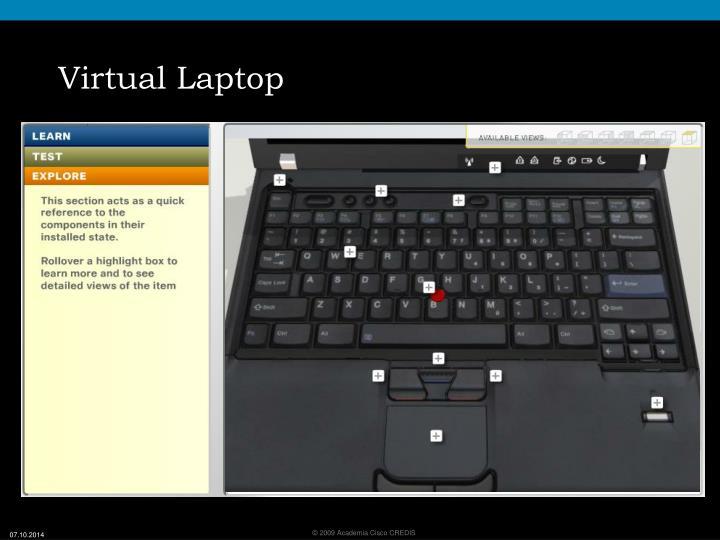 Virtual Laptop