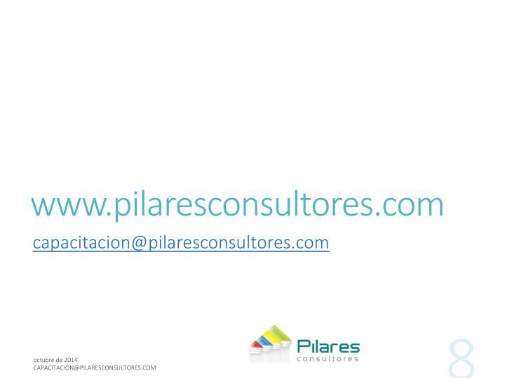 www.pilaresconsultores.com