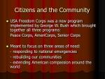 citizens and the community10