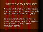 citizens and the community6