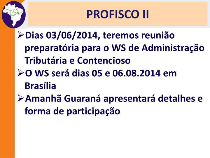 PROFISCO II