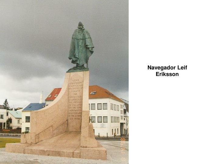 Navegador Leif Eriksson