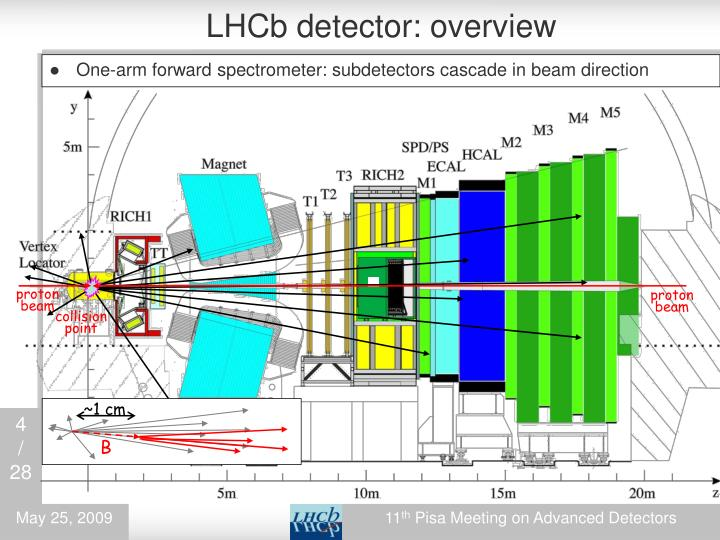 LHCb detector: overview