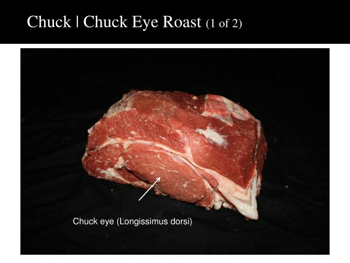 Chuck | Chuck Eye Roast