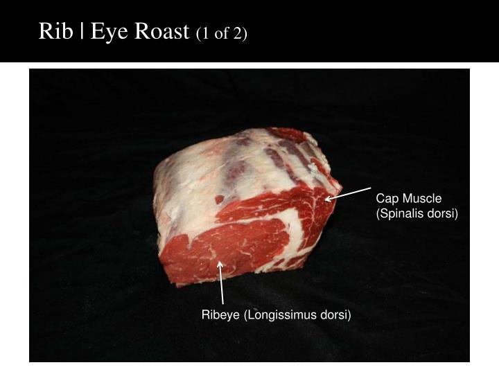 Rib | Eye Roast