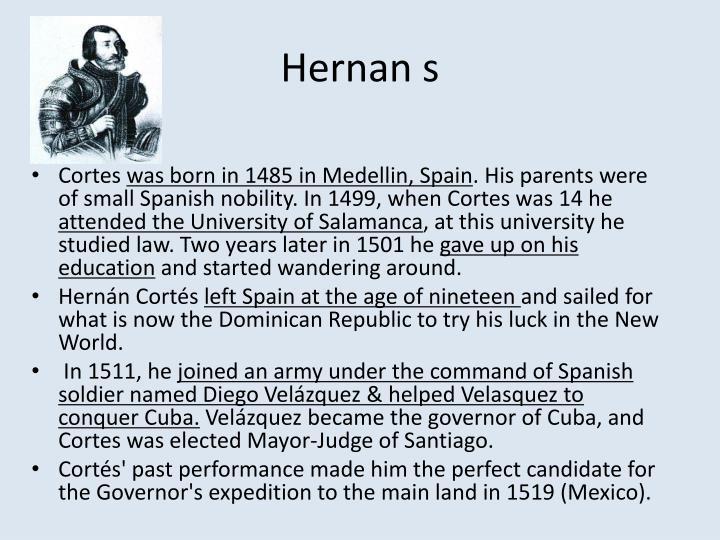 Hernan s