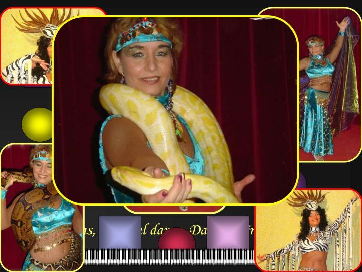 Oosterse dans, Oriental dance, Dance oriëntale, Bauchtanz
