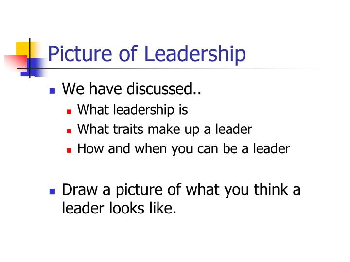 Picture of Leadership