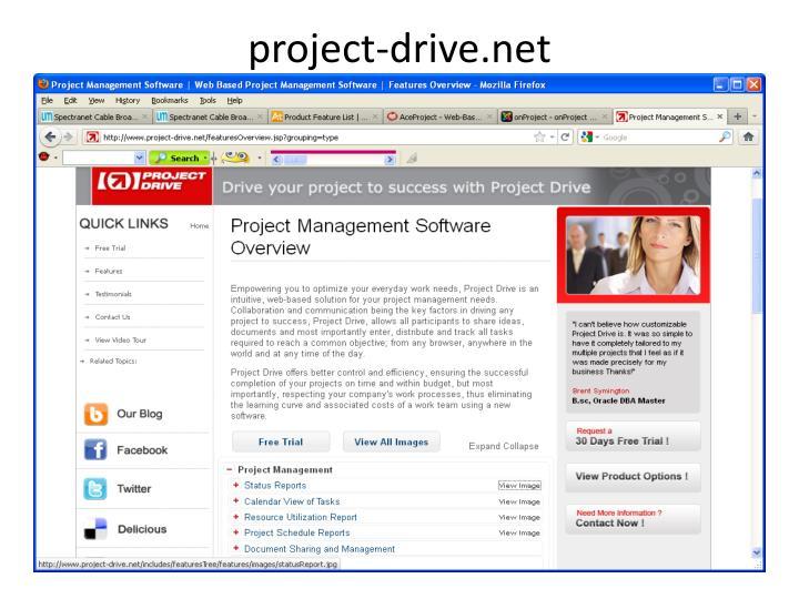 project-drive.net