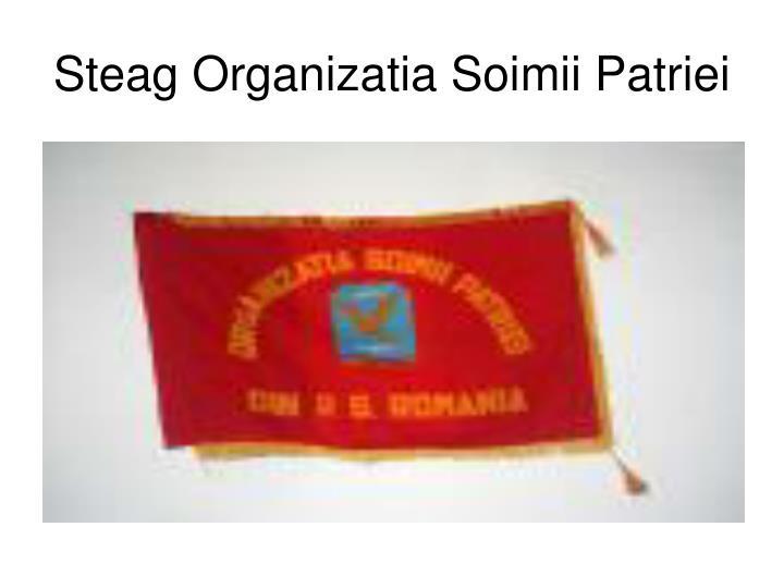 Steag Organizatia Soimii Patriei