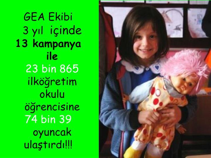 GEA Ekibi