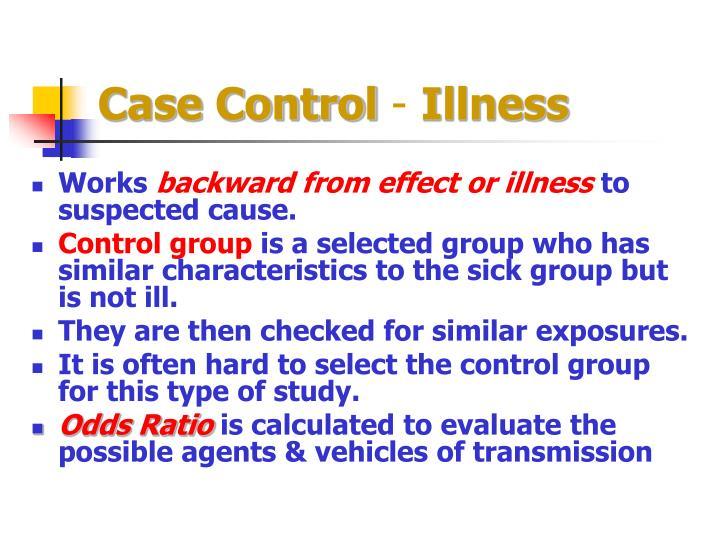 Case Control