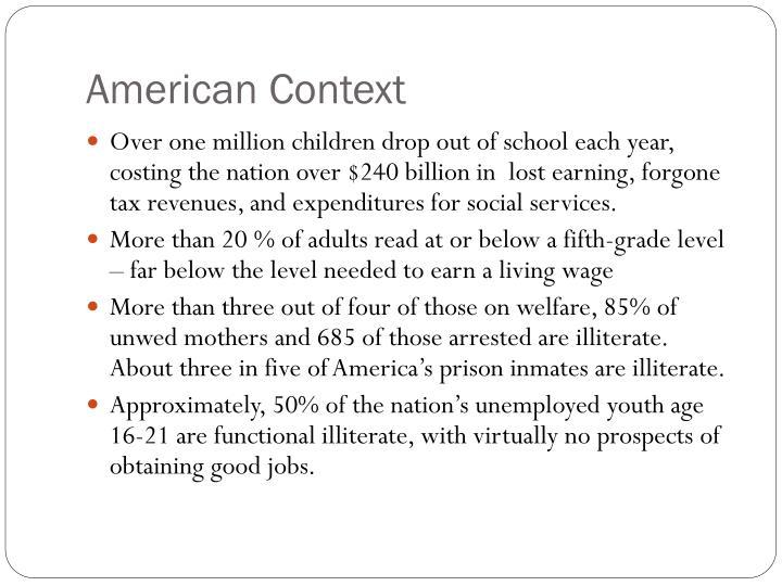 American Context