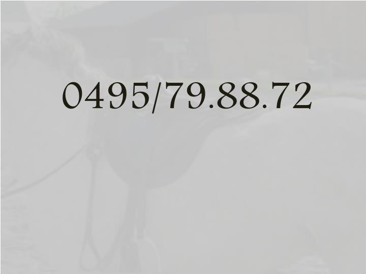 0495/79.88.72