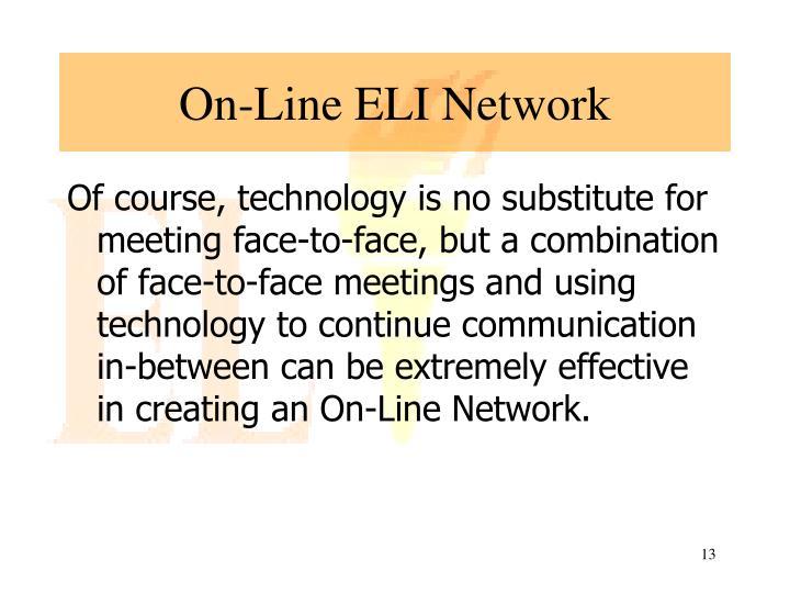 On-Line ELI Network