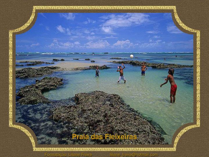 Praia das Fleixeiras