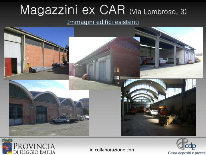 Magazzini ex CAR