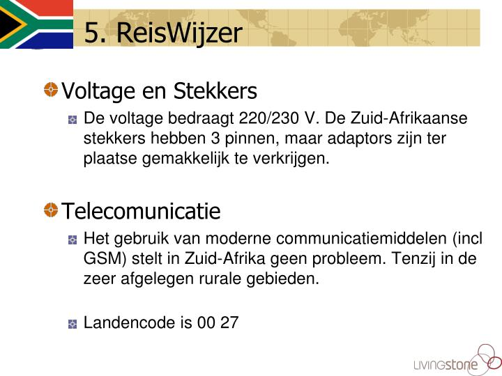 Voltage en Stekkers
