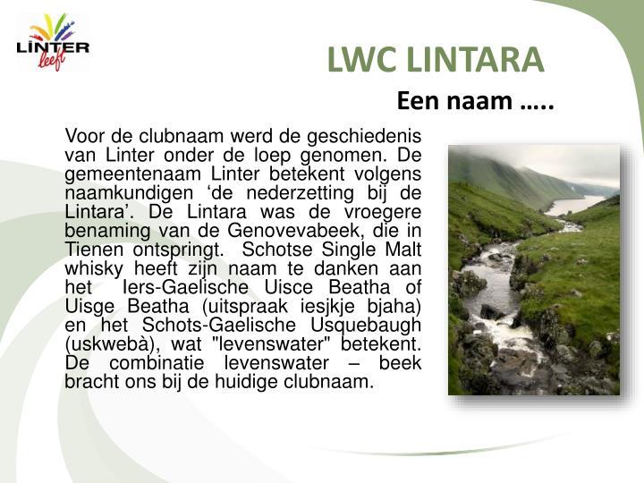LWC LINTARA