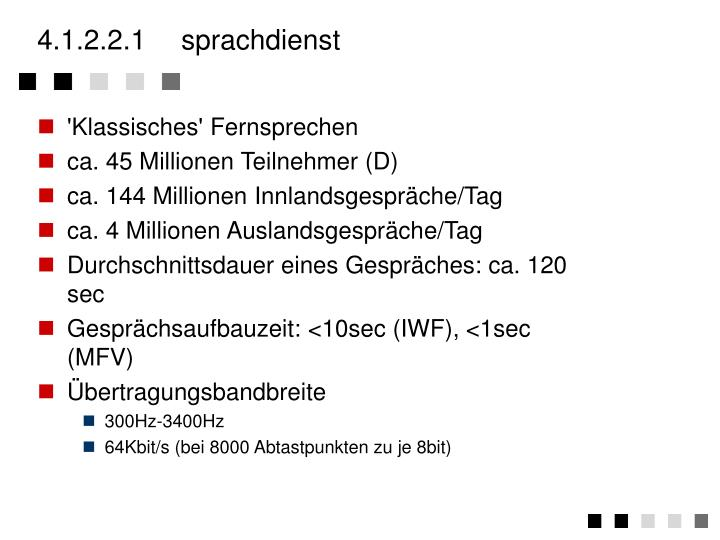 4.1.2.2.1	sprachdienst