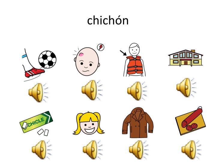 chichón