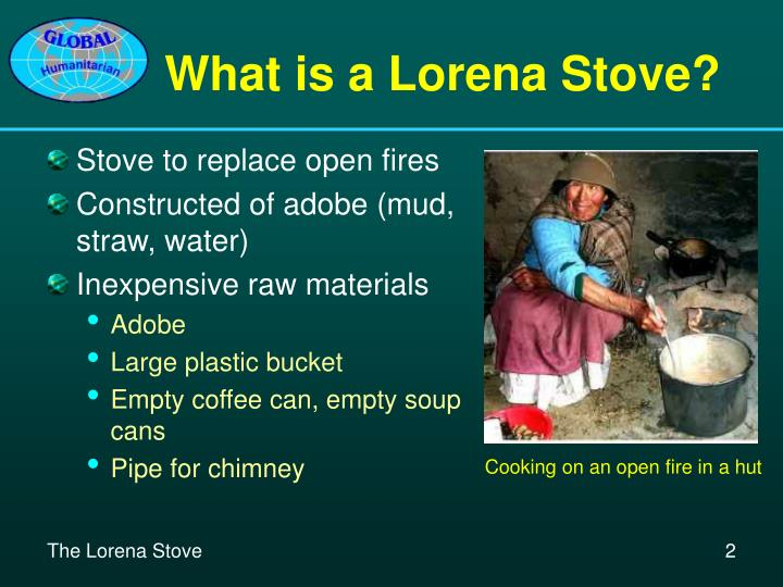 What is a Lorena Stove?