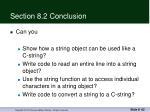 section 8 2 conclusion