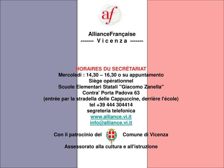 AllianceFrançaise
