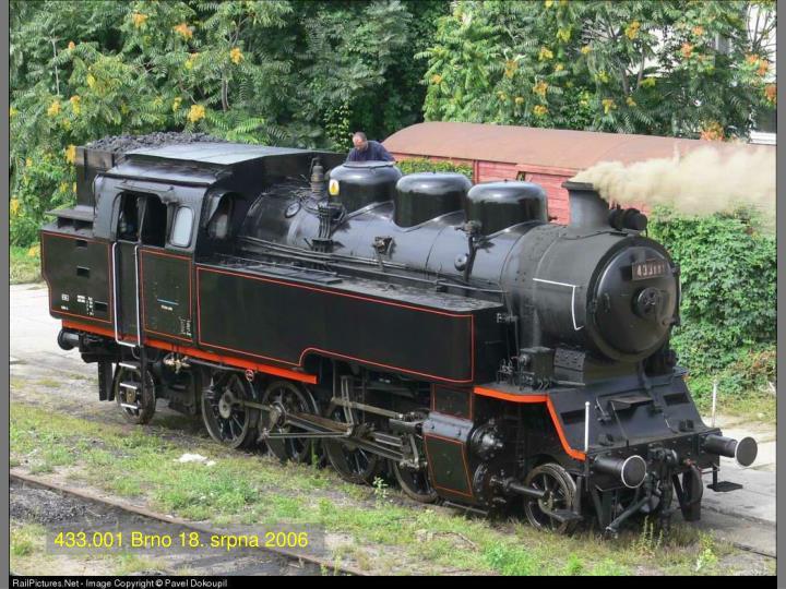433.001 Brno 18. srpna 2006