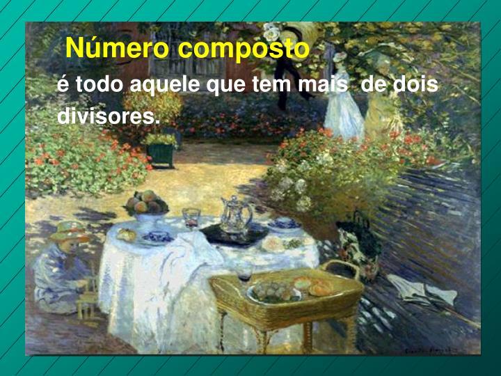 Número composto