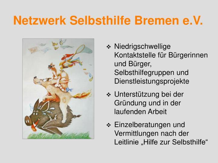 Netzwerk Selbsthilfe Bremen e.V.