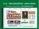 p i e red ebarrios 2003 200513